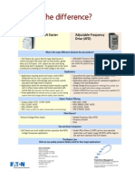Difference Between Soft Starters and Adjustable Frequency Drives - Product Selection Guide.pdf