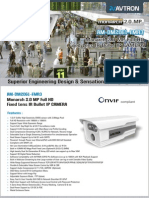 AM-DM2061-FMR3- Avtron Bullet IP Camera.pdf