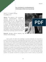 14 Horea Murgu - Mutaţia culturală contemporană prin potenţarea unui nou imaginar - C6.pdf