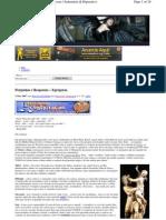071215 - Teoria da Conspiração - Perguntas e Respostas - Egrégoras
