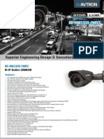 Avtron IR IP Bullet Camera AA-HM1339-FMR3.pdf