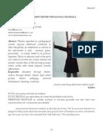 26 Lenuş Moraru - Argument pentru pedagogia teatrală - C6.pdf