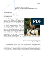 29 Nicoleta Brânzia - Disciplina arta actorului în cadrul - C6.pdf