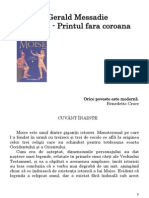 Gerald Messadie - Moise - 1 - Printul Fara Coroana v1.0