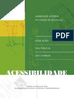 Manual Acessibilidade Sp