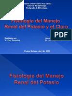 Fisiología del Manejo Renal del Potasio y el Sodio..pptx