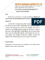 DESIGN Of LOW-POWER AND HIGH PERFORMANCE RADIX-4 MULTIPLIER.doc