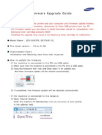 Firmware Upgrade Guide