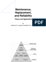 Maintenance,Replacement,&Reliability Sept 05.ppt