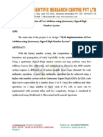 Design and implementation of truncated multipliers for precision improvement.doc