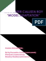 PPT Teori Callista Roy