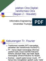 transformasi-citrabagian-2-wavelet.ppt