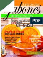 Revista Jabones Artesanos, muestra