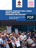Fidh Forum Istambul en 2013