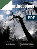 Paranthropology Vol. 4 No. 4 (October 2013)