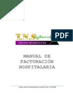 Manual Facturacion Hospitalaria