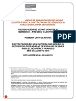 Bases Teleoperadores Supervisores Capitulo III