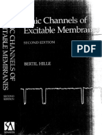 Ionic Channel of Excitable Membranes