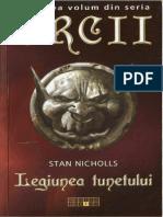 Stan Nicholls - Seria Orcii Vol 2 (Legiunea Tunetului)