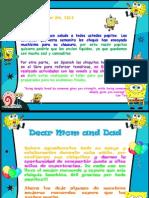 Parents Presentation