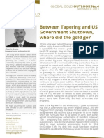 Global Gold Outlook Report no 4