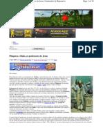 080117 - Teoria da Conspiração - Pitágoras e Buda - Os professores de Jesus