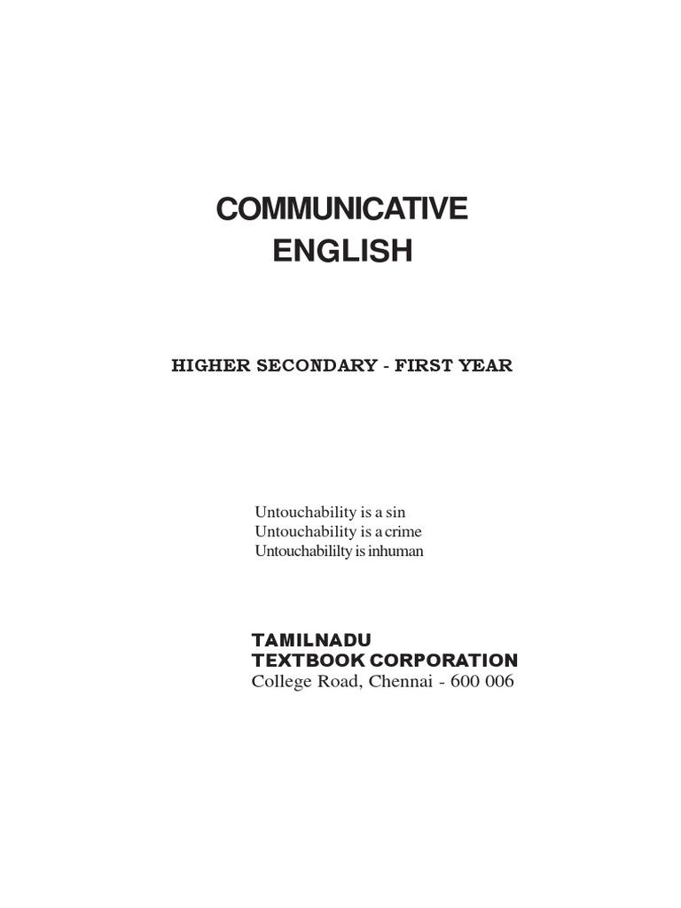 d0c9e0066e Std11-CommEng.pdf | Stress (Linguistics) | Librarian