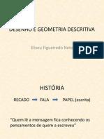 aula 1 - HISTÓRIA E INTRODUÇÃO AO DESENHO TECNICO