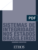 Sistemas de Integridade nos Estados Brasileiros – Sumário Executivo.pdf