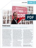 Axelle Lemaire recounts the success of the French Socialist party's primaries - Progress Magazine