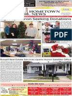 Huron Hometown News - November 8, 2013