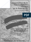 PAVIGLIANITI Diagnostico de La Educacion