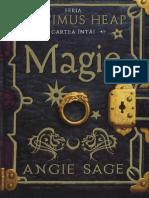 Angie Sage 1 - Magie (Septimus Heap)