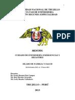 Silabo Familia y Salud 2013-2