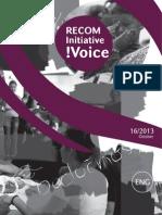 RECOM Initiative Voice - No. 16.pdf
