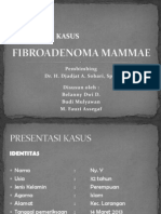 FIBROADENOMA MAMMAE.ppt