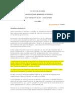 PROYECTO DE BENEMERITAZGO CARLOS GAGINI