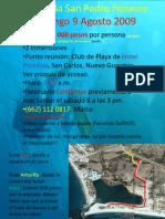 Buceo Isla San Pedro Nolasco 9 Ago 09 PDF