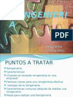 Presentacion Original Reingenieria