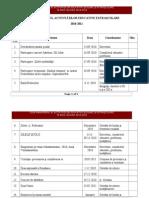 Calendar evenimente Titu Maiorescu.doc