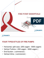 Fire Pump Essentials - Derek Thompson