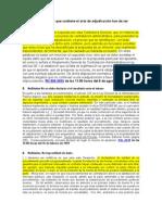 Nulidades Contratación Administrativa Costa Rica