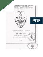 QFB Plan de Estudios 2002