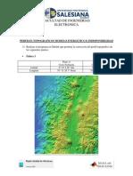 Perfil Topografico Completo