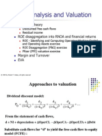 Ratio Analysis and Valuation.ppt