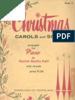 36 Christmas Carols and Songs