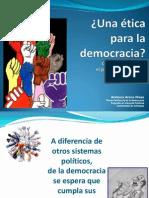 Conflicto Consenso y Pluralismo 2009