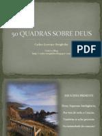 50 Quadras Sobre Deus-pj