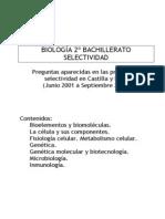 Selectividad Castilla