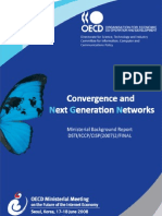 Convergence and Next Generation Network